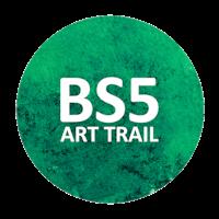 BS5 Art Trail Logo 5cm PNG