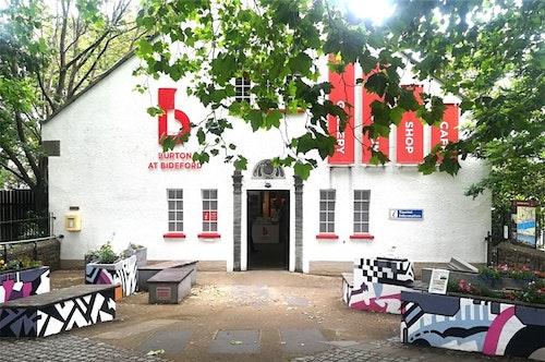 Burton at Bideford Front of Building
