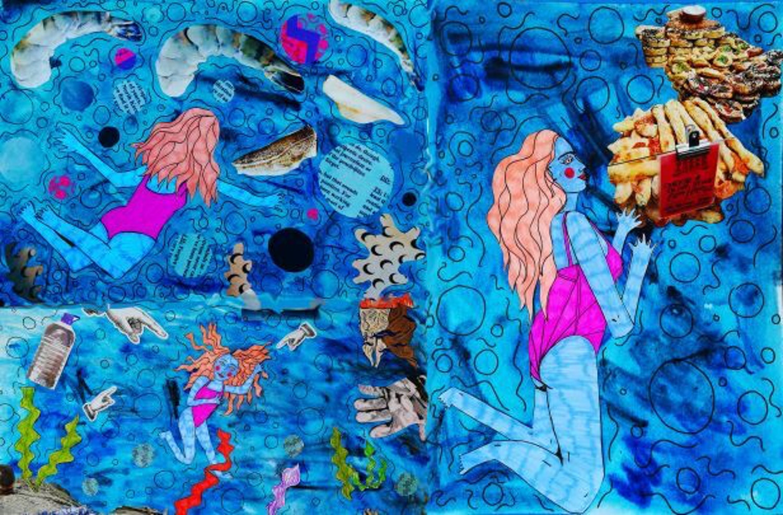 Collage combination small