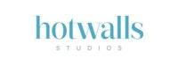 Hotwalls logo banner