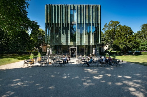 Holburne Garden Cafe
