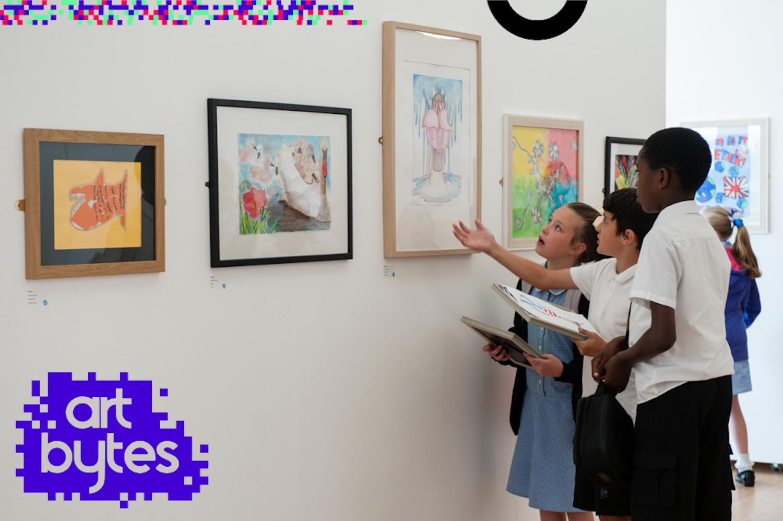 Dot art Schools Champions