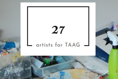 27 Artists for TAAG copy