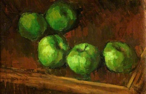 Gowing Apples II