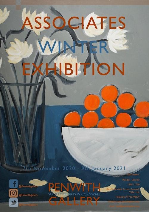 Associates Winter Show 2020 3 poster FINAL