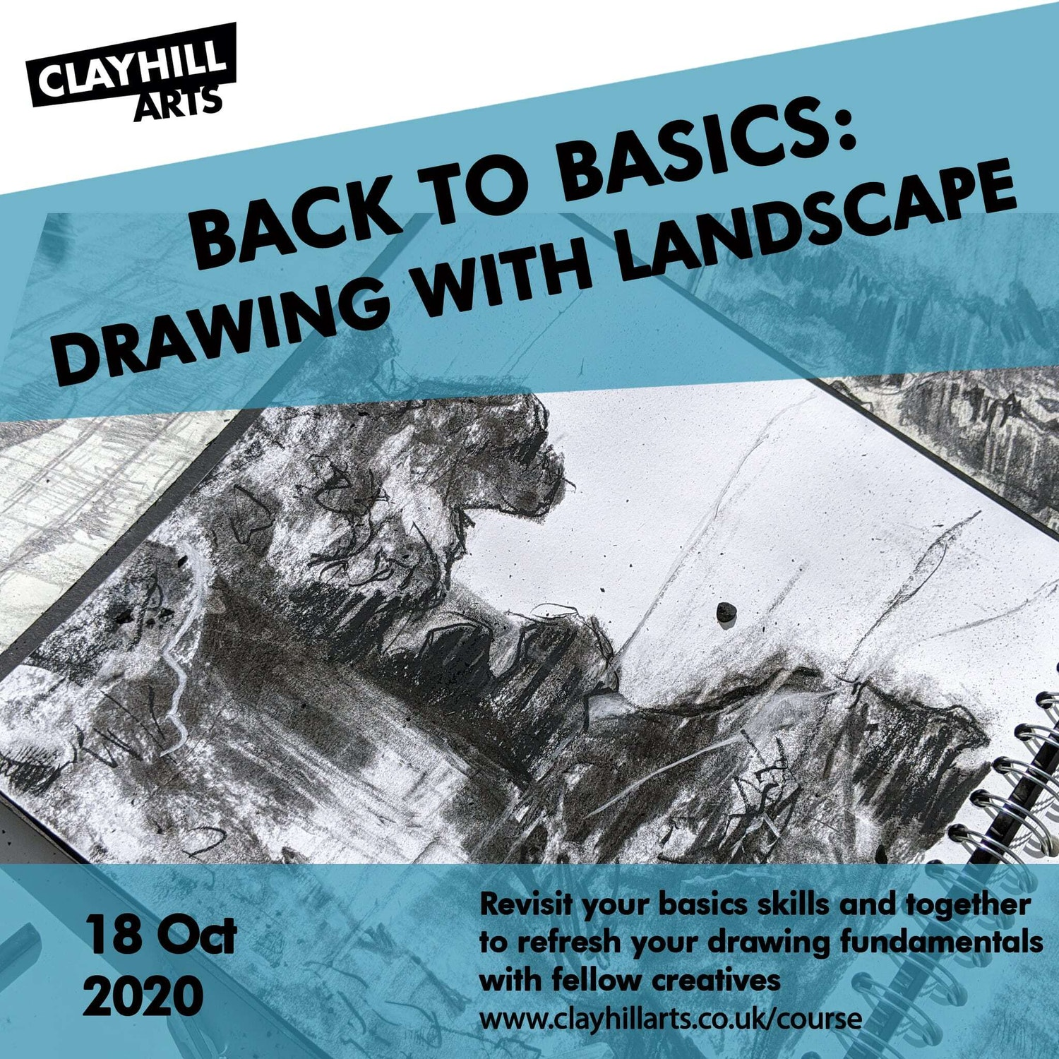 Back to Basics Drawing with Landscape min