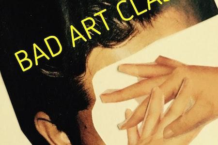Bad art class web