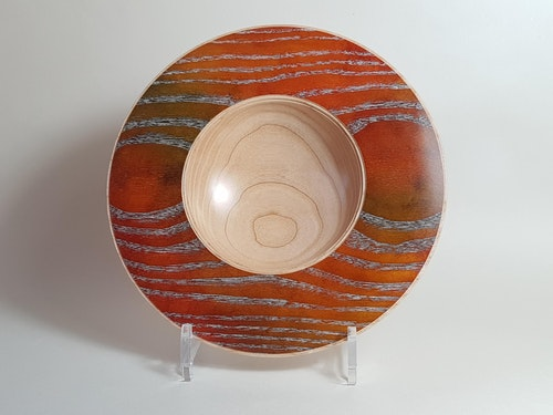 Contemporary Crafts Autumn shades Liz Kent