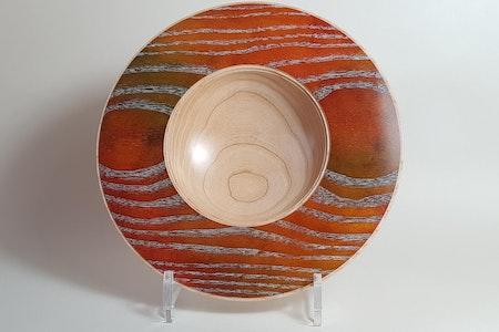 Contemporary Crafts Autumn shades Liz Kent