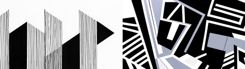 Dazzle and Disrupt website banner combined image