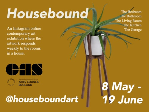 House Bound flier