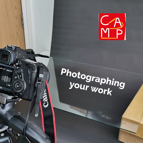 Photographing Your Worksm