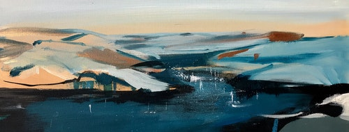 Helena Clews Kingsbridge Estuary detail