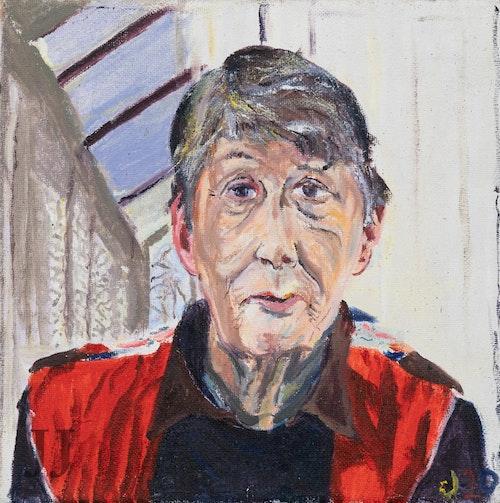 Jean Jones 21120 self portrait 2000