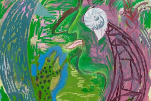 Lucy Stein Jung in PZ detail