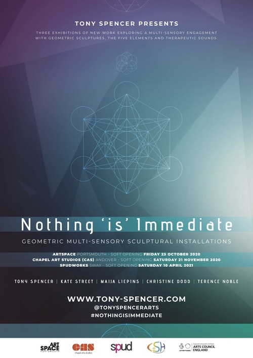 Nothing is Immediate A1 Poster V2 2