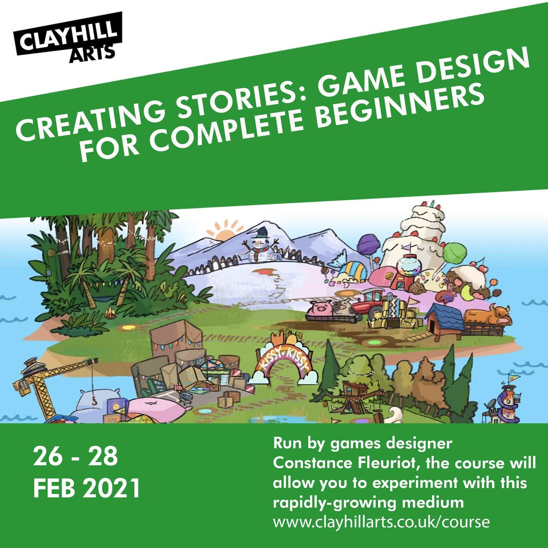 Game Design Poster 1 min