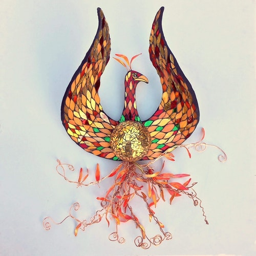 Phoenix by Kate Rattray
