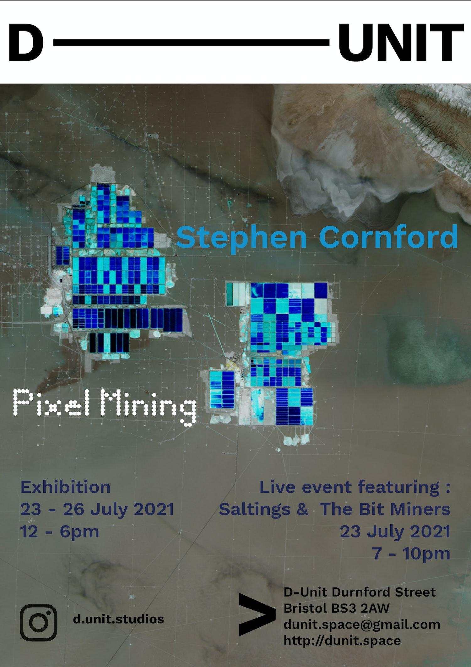 Pixel mining Lineup final