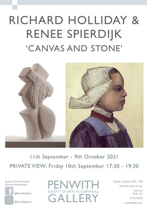 Richard Holliday Renee Spierdijk 2021 poster 4