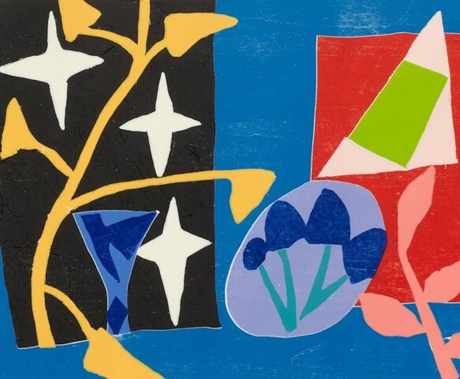 Gillian Ayres exhibition cover image