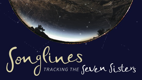 The Box Songlines Website Header