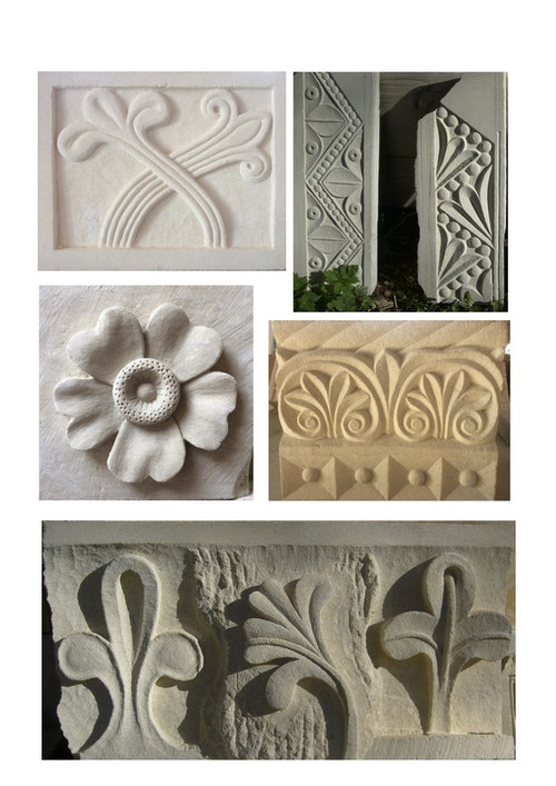 Stone Carving course 2021 images jpeg