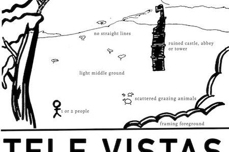 Tele Vistas poster 1