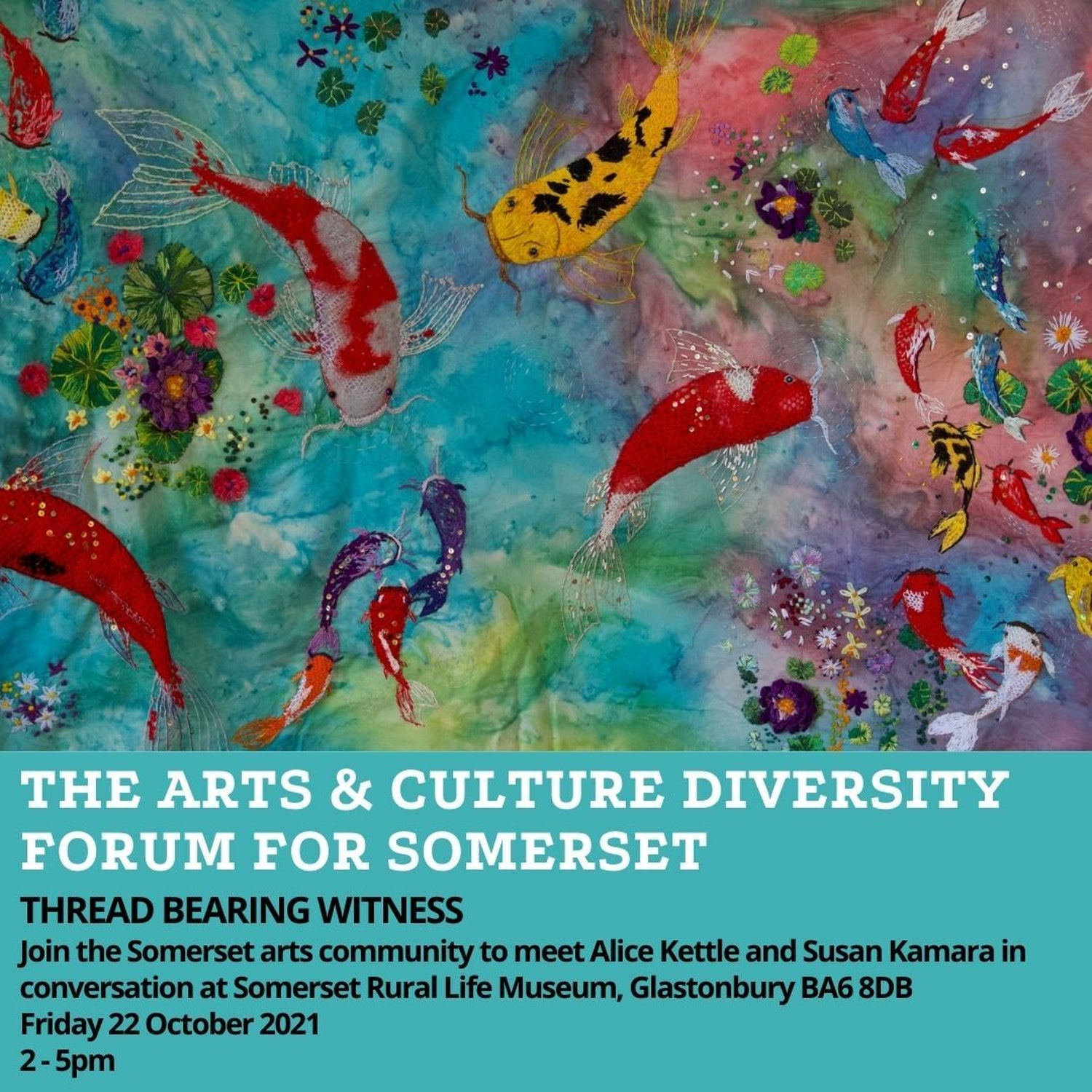 The Arts Culture Diversity Forum for Somerset square