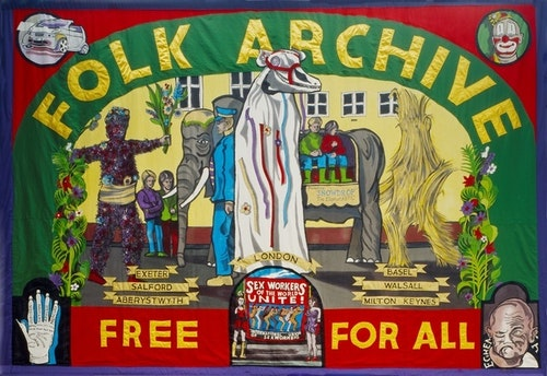 Deller Folk Archive