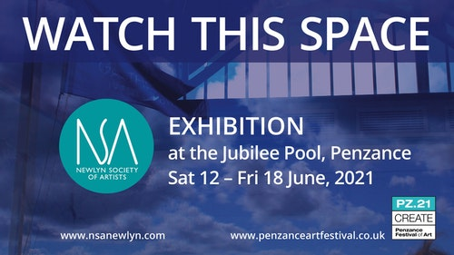 NSA Watch This Space exhibition Jubilee Pool
