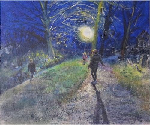 Night Walking lo res
