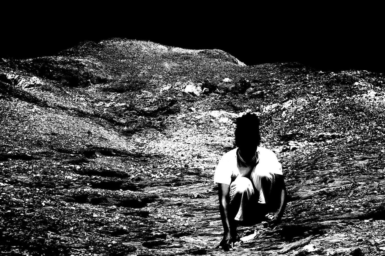 Moon Landscape Swakopmund Namibia 2019 Libita Sibungu